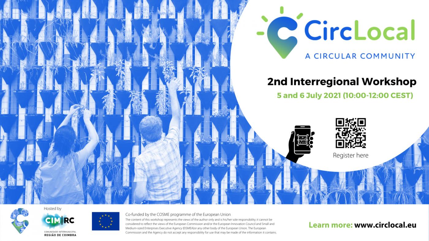 CircLocal 2nd workshop